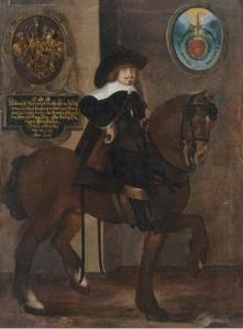 Albrecht_von_Sachsen-Eisenach_zu_Pferde