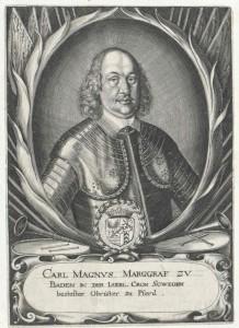 Karl Magnus, Markgraf von Baden-Durlach