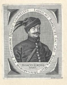 Barkóczy de Szala, László Graf