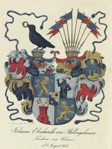 Bellingshausen, Johann Eberhard