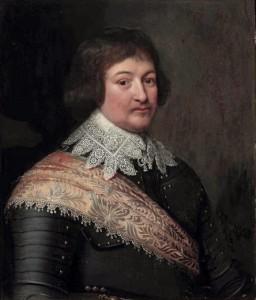 Bernard van Saksen-Weimar (1604-1639), by Michiel van Mierevelt
