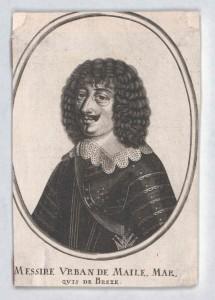 Maillé, Marquis de Brézé, Urbain de