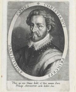 Anhalt-Bernburg, Christian Fürst