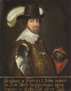 Christian_IV..Karel van Mander
