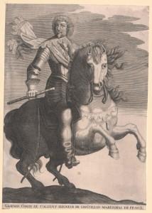 Coligny, Gaspard Comte
