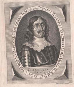Colloredo, Johann Baptist Graf