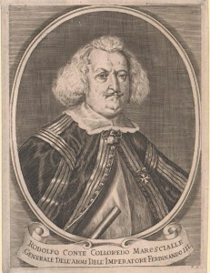 Colloredo-Waldsee, Rudolf Graf