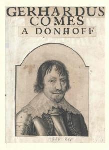 Dönhoff, Gerhard Graf von