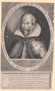 Dampierre, Heinrich Graf