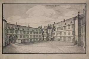 Durlach_Karlsburg_Hofansicht_1652
