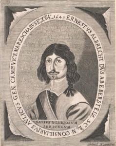 Eberstein, Ernst Albrecht von