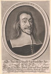 Ernst I. der Fromme, Herzog von Sachsen-Gotha