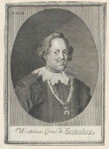 Fürstenberg, Wratislaus II.  Graf von