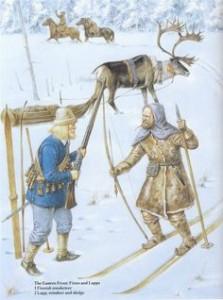 Finnen und Lappländer[1477]