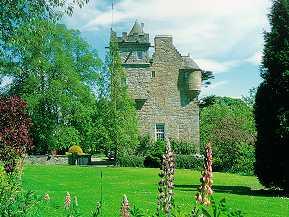 Fordell Castle, Fife [Sir John Henderson]2
