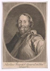 Forgách von Ghymes und Gács, Miklós Graf