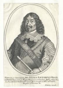 Frangipani, Julius Anton Graf