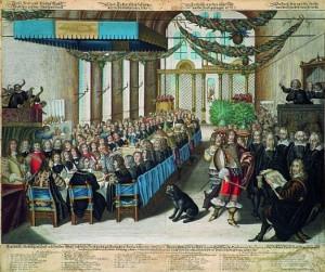 Friedensmahl_des_Kurfürsten_Karl_Gustav_von_der_Pfalz_im_Nürnberger_Rathaus