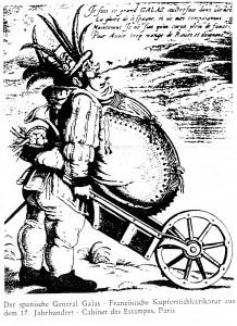 Gallas Karikatur