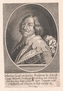 Gallas, Matthias Graf