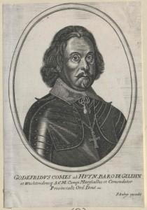 Huyn von Ghelen, Gottfried Graf