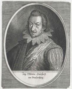 Georg Wilhelm, Kurfürst von Brandenburg