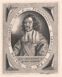 Gersdorff, Maximilian Ferdinand Freiherr von
