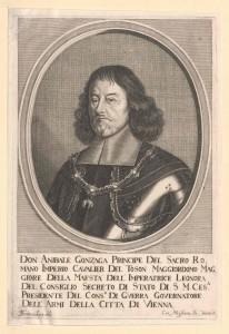 Gonzaga, Hannibal Fürst