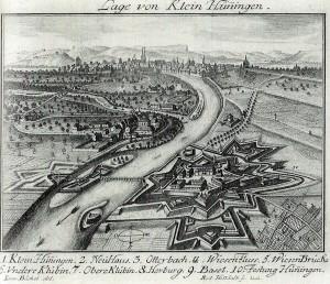 Hüningen_1749