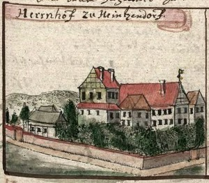 Heinzendorf, Kreis Guhrau[1592]