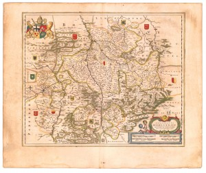 Hildesheim Blaeu_1645