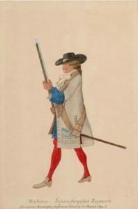 Holländischer Soldat[1574]