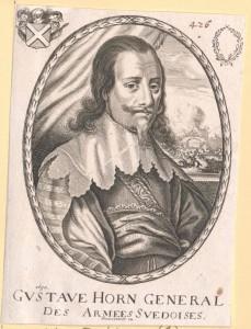 Horn af Björneborg, Gustaf Graf