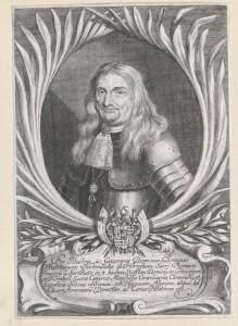 Hornstein, Balthasar Ferdinand Freiherr von