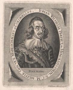 Vogt von Hunoldstein, Johann Wilhelm Freiherr