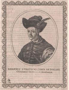 Isolani, Johann Ludwig Graf