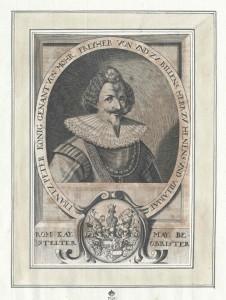 König, genannt von Mohr, Franz Peter Freiherr von