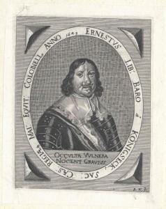 Königsegg, Ernst Freiherr