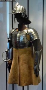 Kürassier-Halbrüstung1640[1635]