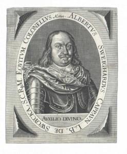 Cappaun von Swoycka, Albert Sweighart