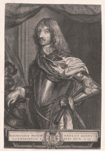 Karl IV., Herzog von Lothringen