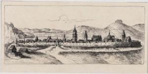 Korneuburg im Jahre 1672