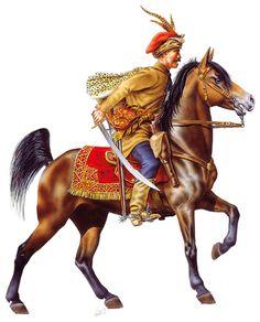 Kroatischer Reiter