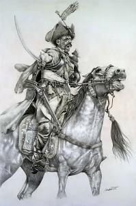 Kroatischer Reiter[1893]