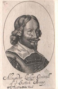 Alexander Leslie, 1st Earl of Leven