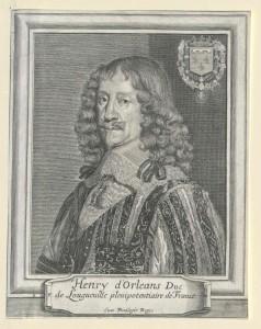 Longueville, Henri Duc de