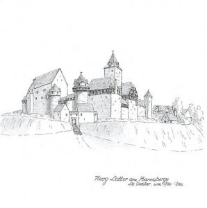 Lutter am Barenberge Burg