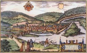 Münden_1584_Franz_Hogenberg,_1