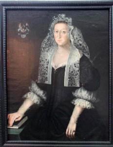 Maria von Linnestau [20.12.1616-1660]
