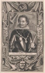 Marradas et Vique, Don Balthasar Reichsgraf